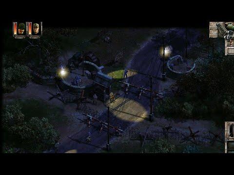 Commandos 2 Men Of Courage Remaster HD : Bonus Mission 5 [1080p 30fps] (High Quality) |