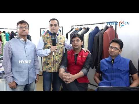 Vyts Retail India @ PANACHE The Luxury Expo in Hitex Hyderabad | Sameet Neb