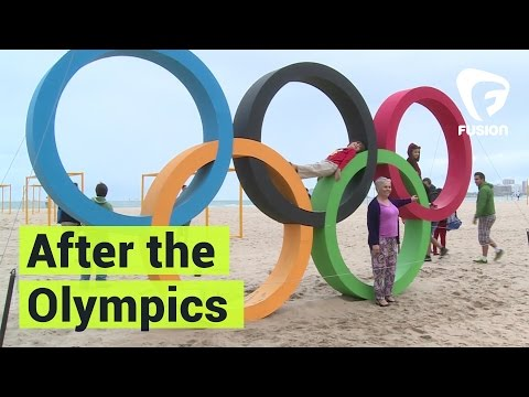 What Happens After the Olympic Games Leave Rio?