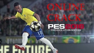 PES 2016 ONLINE Pirata - NEW CRACK 1.03.01 (PC)