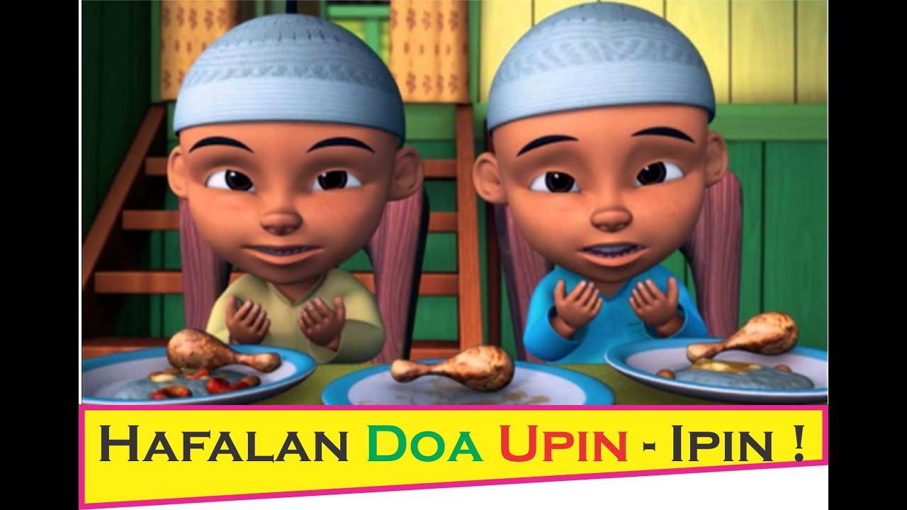 Upin Ipin Cover Doa Anak Anak Muslim Sehari Hari YouTube