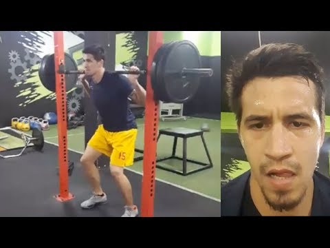 Marc Pingris Off-Season Grind | Purefoods Star Hotshots
