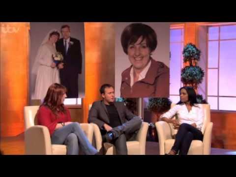 Sarah Savage and Luke Anderson on the Alan Titchmarsh Show
