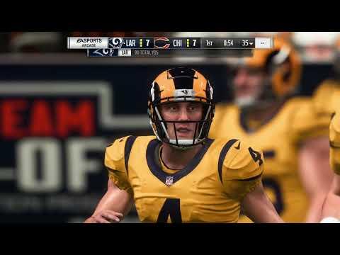 Madden 19 Week 14: Rams VS Bears