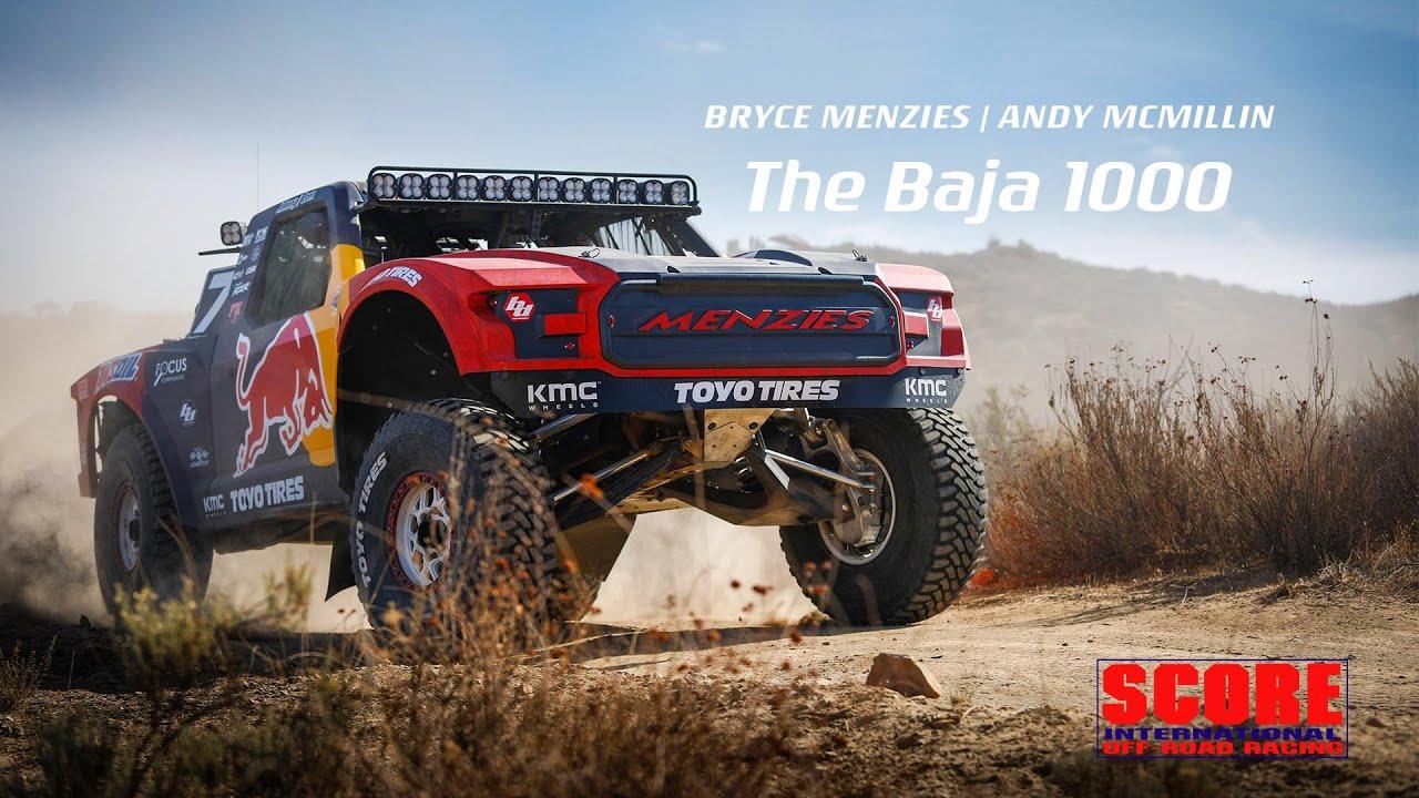 Download Bryce Menzies: 2020 Baja 1000 || 4K