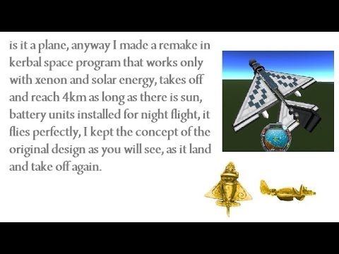 Quimbaya Ancient Airplane Remake - Kerbal Space Program Simulation