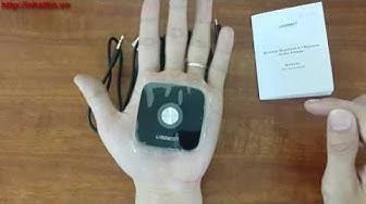 Thiết bị nhận Bluetooth 4.1 Music Receiver cho loa, amply Ugreen 30444 chính hãng
