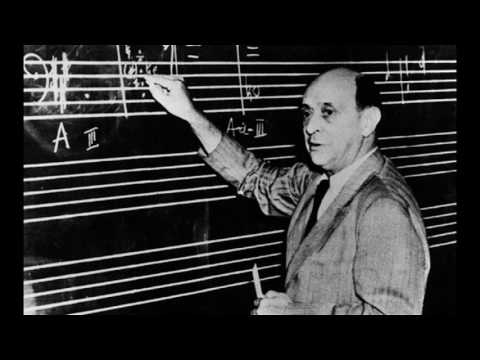 Why Does Schoenberg Sound Like That?