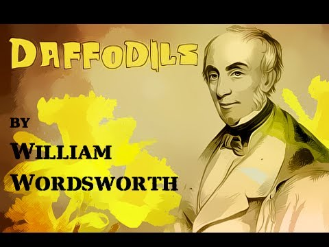daffodils poem by william wordsworth essay