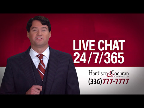 Hardison & Cochran / Greensboro Personal Injury Lawyer Free Live Chat