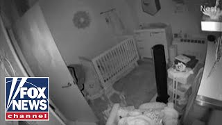 Parents say they catch 'ghosts' on their baby monitors