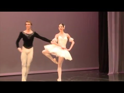 Hannah O'Neill and Jeremy-Loup Quer - Grand Pas Classique -
