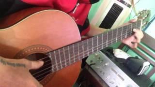 Thương Mấy Cũng Là Người Dưng (guitar cover)