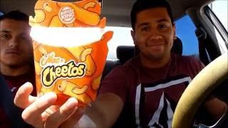 Burger King Mac N Cheetos Food Review