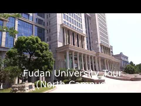 Fudan University Tour, North Campus, Shanghai