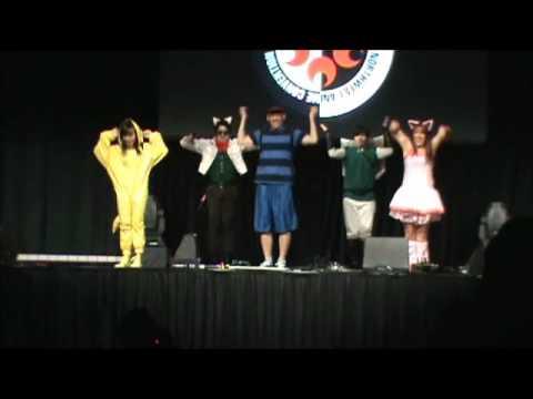 Sakura Con 2012 Cosplays: Fighting Asian Kids- A new challenger