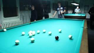 видео Бильярдный стол Барон (Старт)