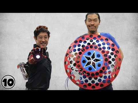 Top 10 Superhero Tech In Real Life