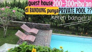 Gambar cover VLOG   Rekomendasi Hotel Murah di Bandung #1   Rumah Teras Pavilion #jalanjalanekarizal #vlog17