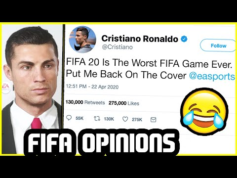 FIFA 20 IS THE WORST FIFA GAME EVER? (Reacting To Your FIFA Opinions)