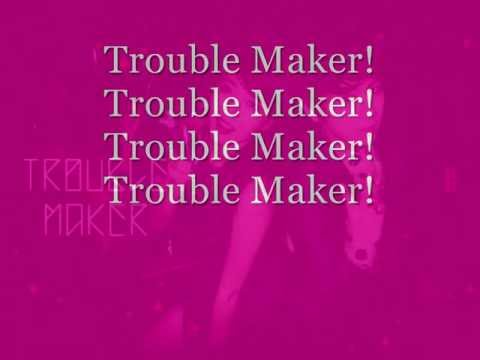 Hyuna feat. Hyun Seung -Troublemaker Lyrics/Romanization