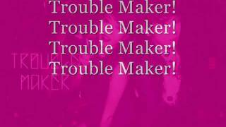 Hyuna feat. Hyun Seung -Troublemaker Lyrics/Romanization