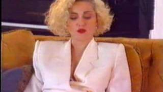 Madonna - 1989 Molly Meldrum interview