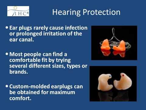 Hearing Conservation Program Employee Training.IHC
