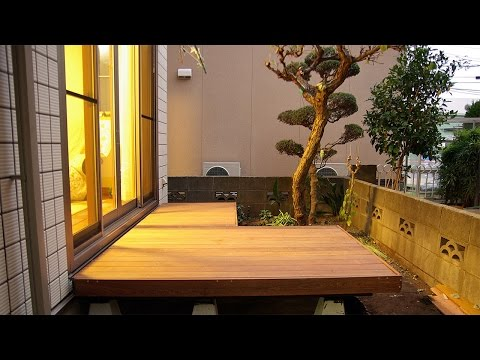 Make a Luxury Deck Terrace - DIY Home - Guidecentral