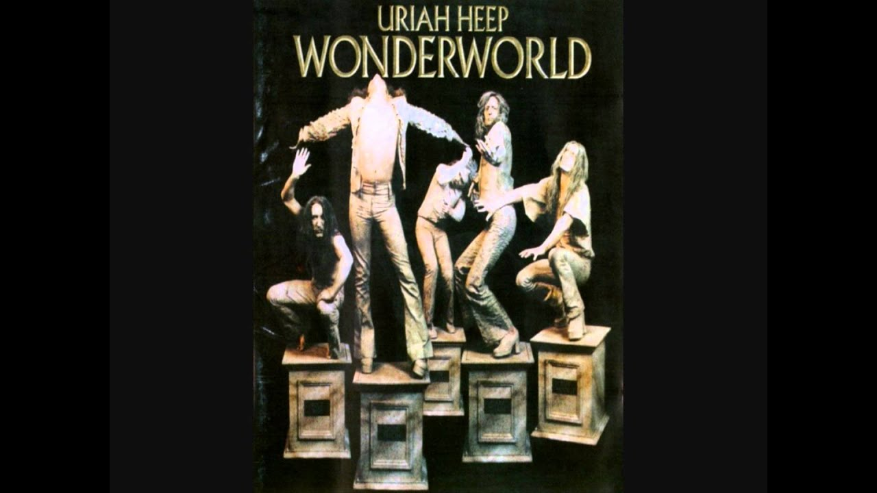 Image result for uriah heep wonderworld images