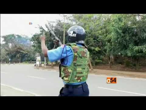 Kenya Police Controversy