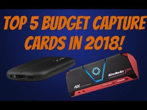 The Best Capture Cards - Our Picks, Alternatives & Reviews