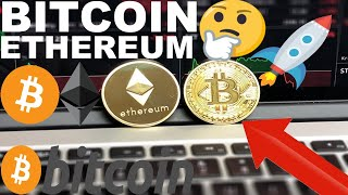 Big Things Are Happening With Bitcoin & Ethereum (Cryptocurrency, Bitcoin, Ethereum, BTC, ETH, XRP)