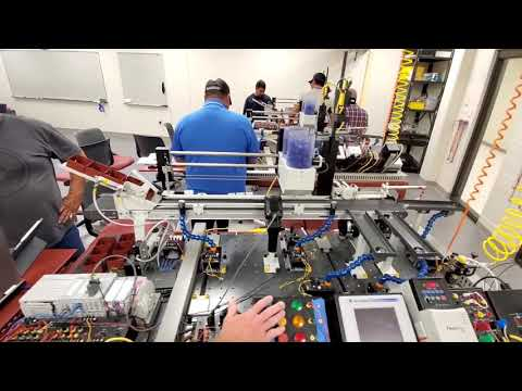 Odessa College Industrial Automation Lab Fall-2019