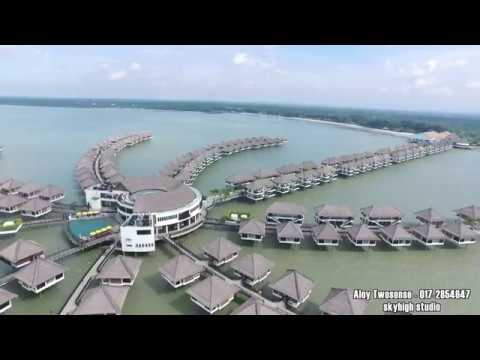avani sepang goldcoast resort , malaysia - dji inspire 1 - dji osmo - skyhigh studio