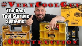 Best Tool Storage Box? - Stanley Fatmax Organizer Review!