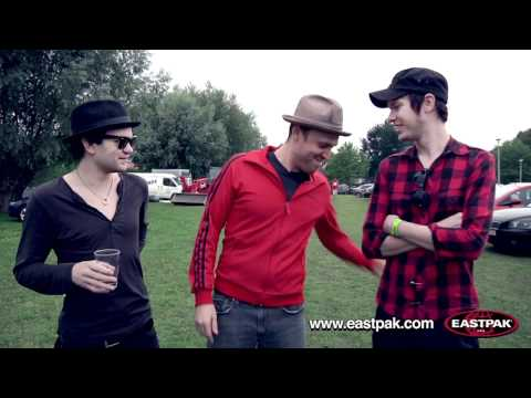 EASTPAK presents: SUM 41 in Luxembourg!