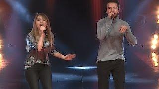 İrem Erdal & Samet Şeker 'Uygun Adım' - O Ses Türkiye 15 Kasım 2016