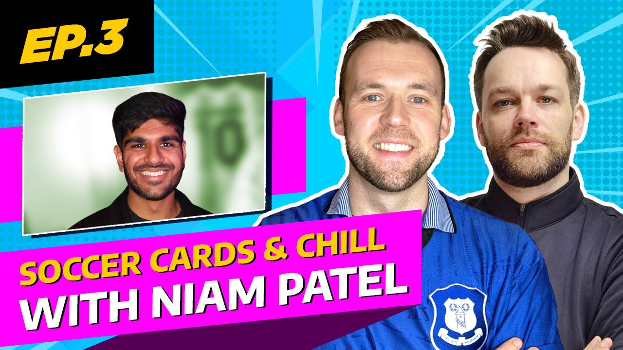 Soccer Cards & Chill Ep #3 - When Soccer Card Investors become Collectors