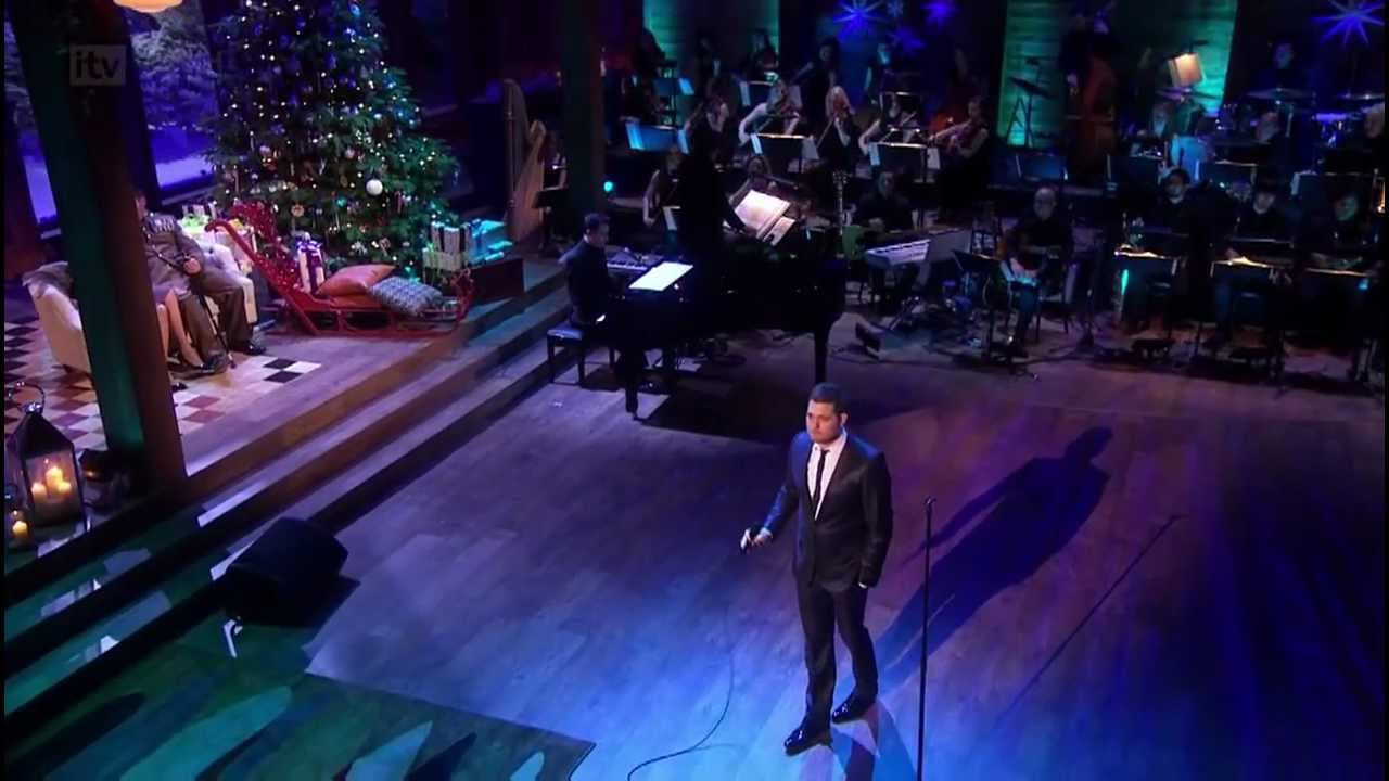 Michael Bublé I'll Be Home For Christmas - YouTube