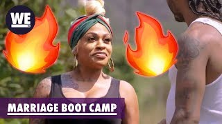 Lil Mo Got Bars 🎼 | Marriage Boot Camp: Hip Hop Edition