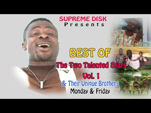 Benin Music Video: Best of The Two Talented Stars Vol 1