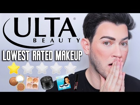 FULL FACE USING LOWEST RATED ULTA MAKEUP! HELP! thumbnail