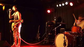 "THE DIRTY NIL ""Wrestle Yü To Hüsker Dü"" - live am 3.5.2017 im Nachtleben Frankfurt"