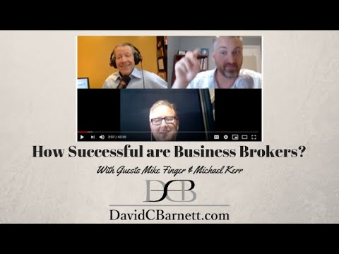 How Successful Are Business Brokers At Selling Businesses?  How To Sell A Small Business