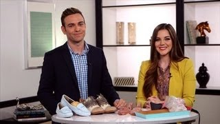 5 Ways to Stretch Your Shoes at Home   Fashion How To