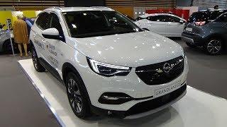 2018 Opel Grandland X - Exterior and Interior - Salon Automobile Lyon 2017