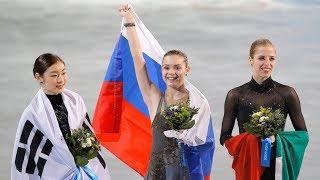 2014 Olympic Games: Ladies Recap