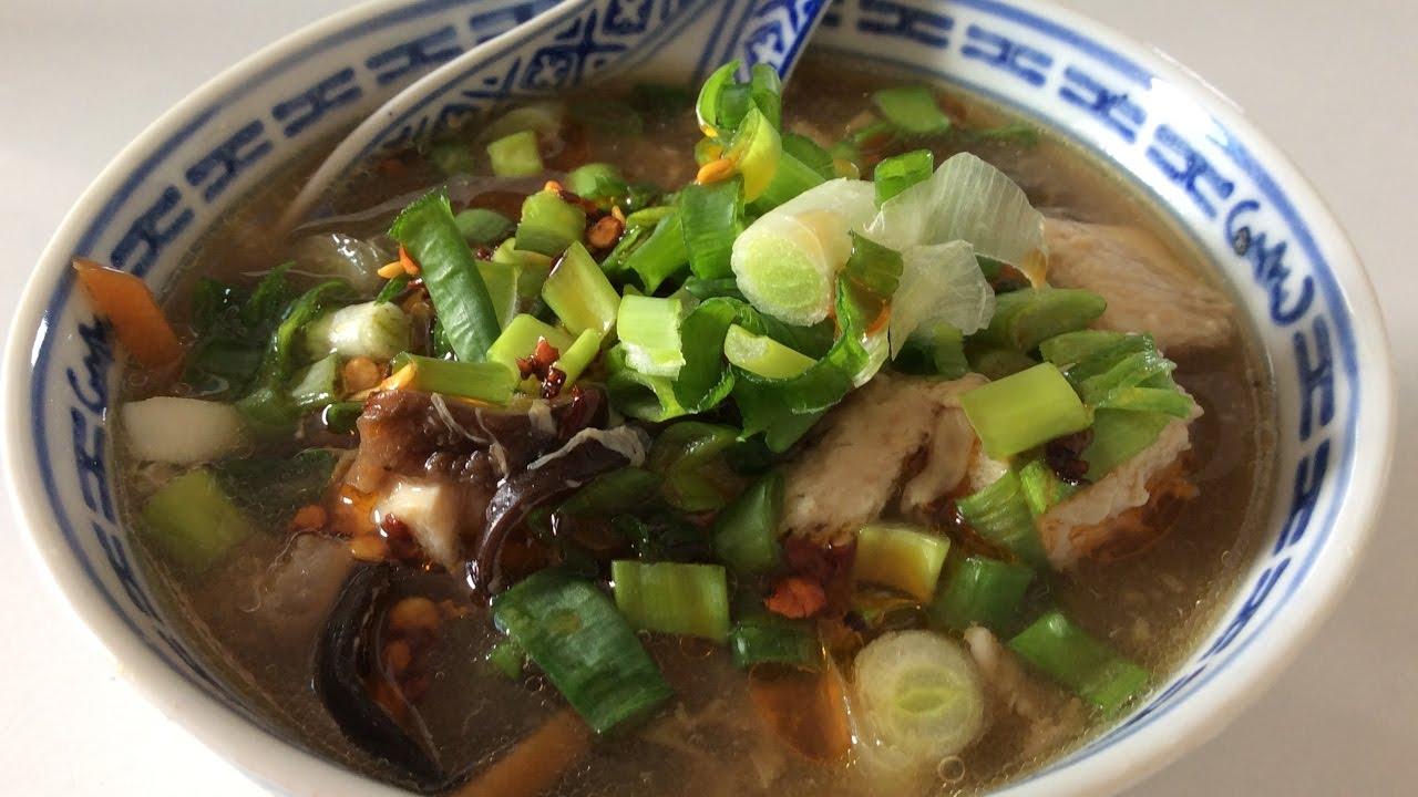 Kuchnia Chińska łatwy Przepis Na Zupę Pikantno Kwaśną
