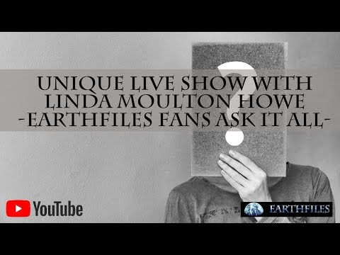 Live Question and Answer Session with Linda Moulton Howe